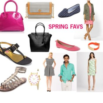 This Week's Springtime Obsessions