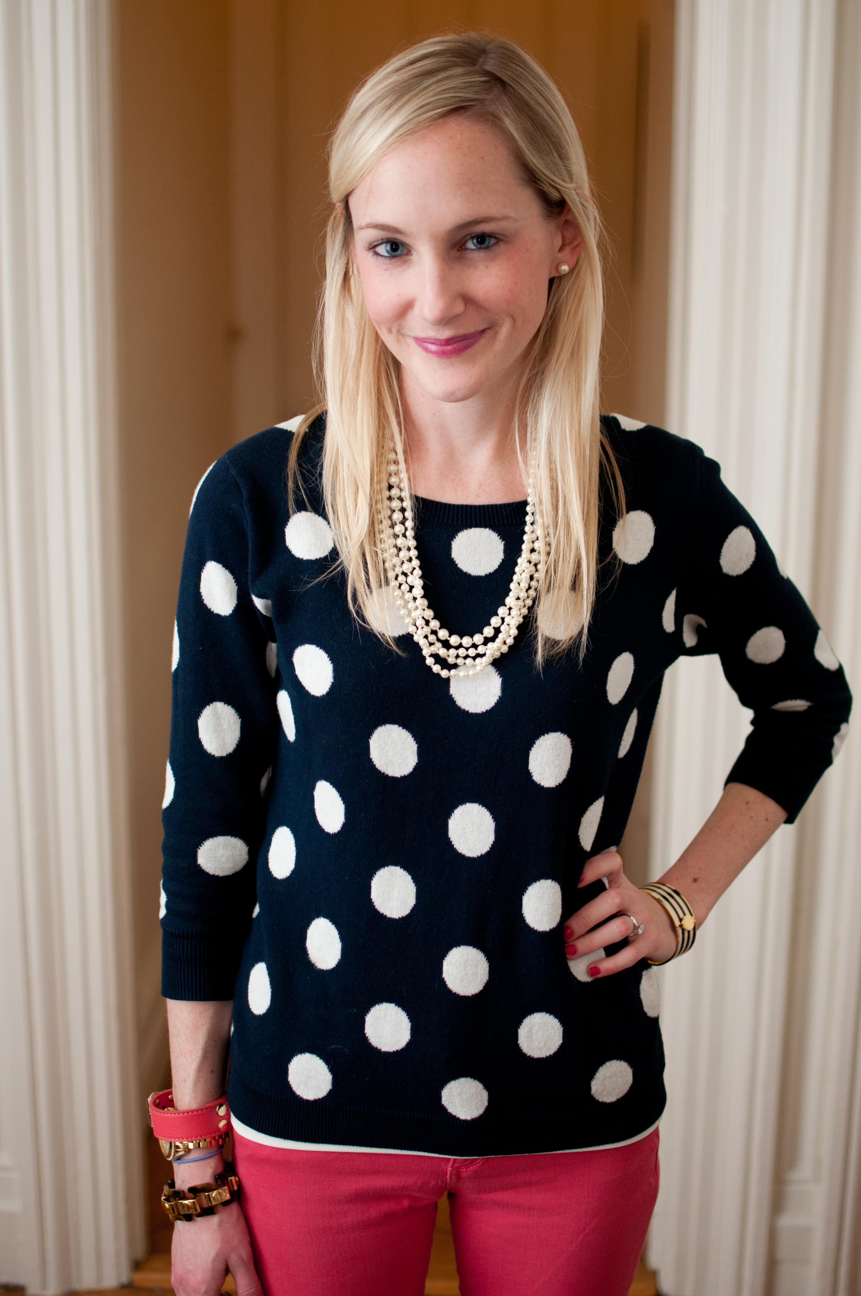 polka dot sweater small-3