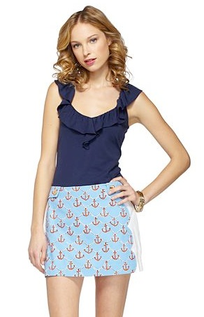 anchor skirt