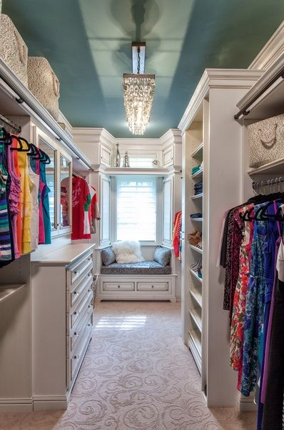 Note: This is my dream closet. Not my actual closet. ;)