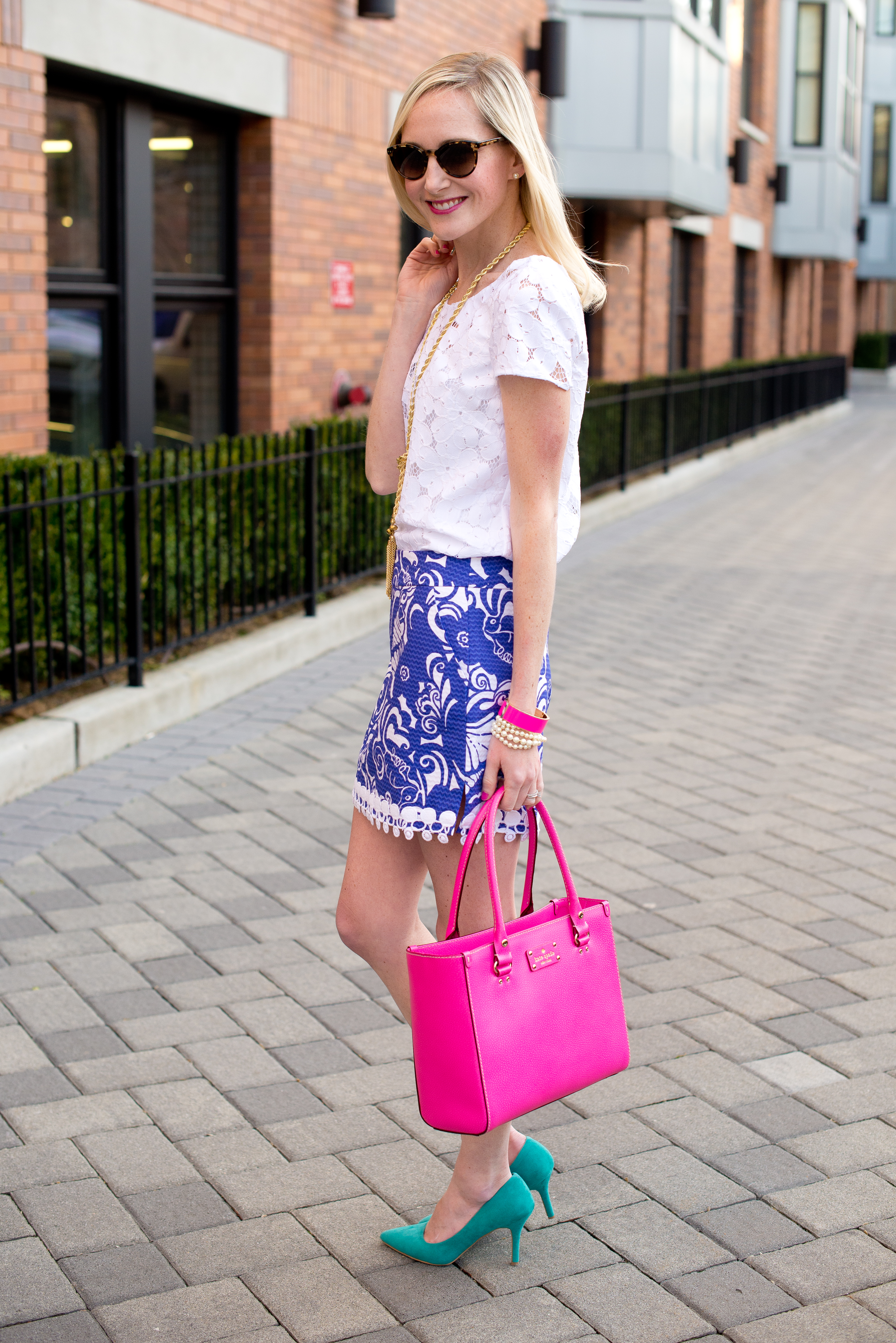 Lilly Pulitzer Kelly in the City 053