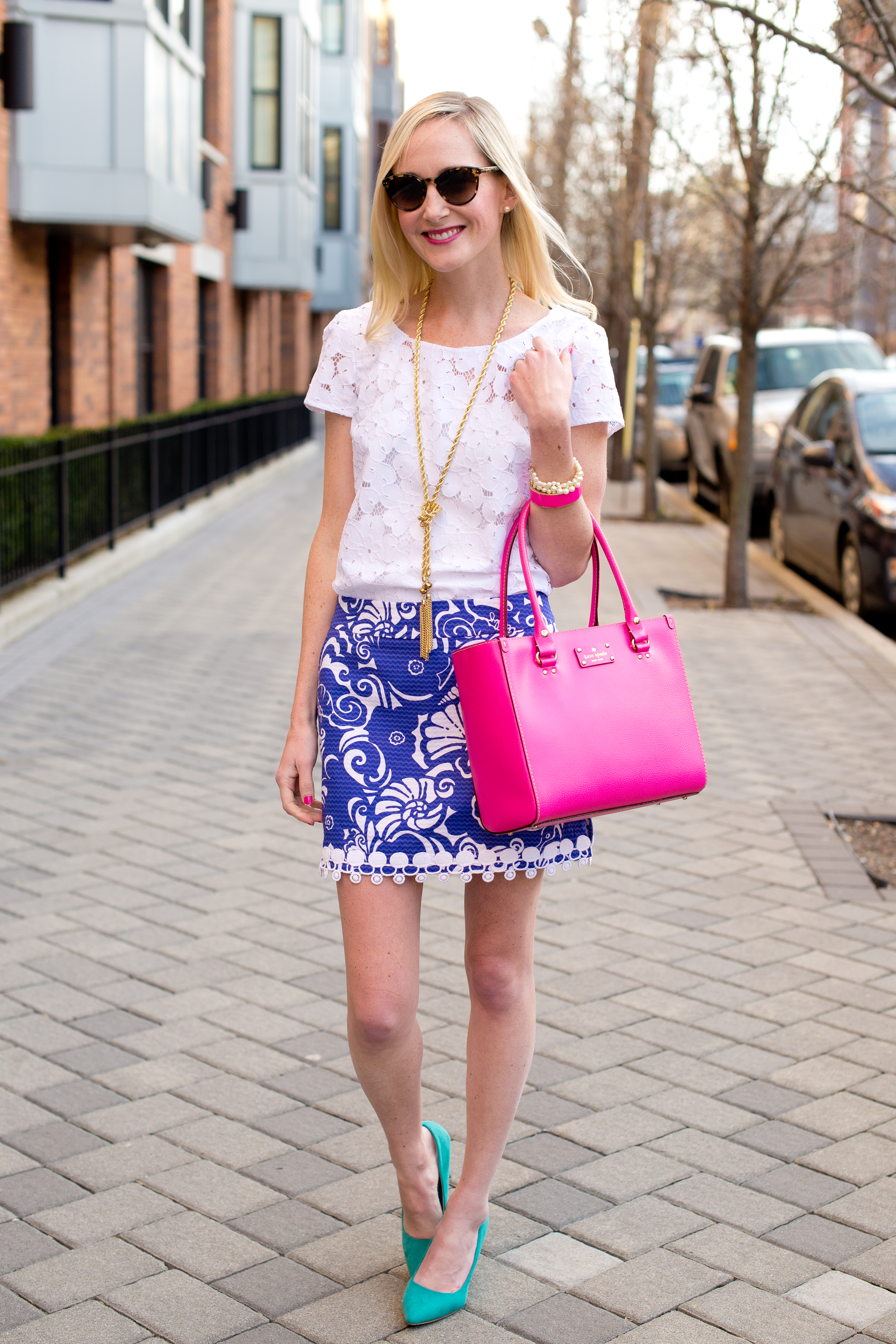Lilly Pulitzer Kelly in the City 056