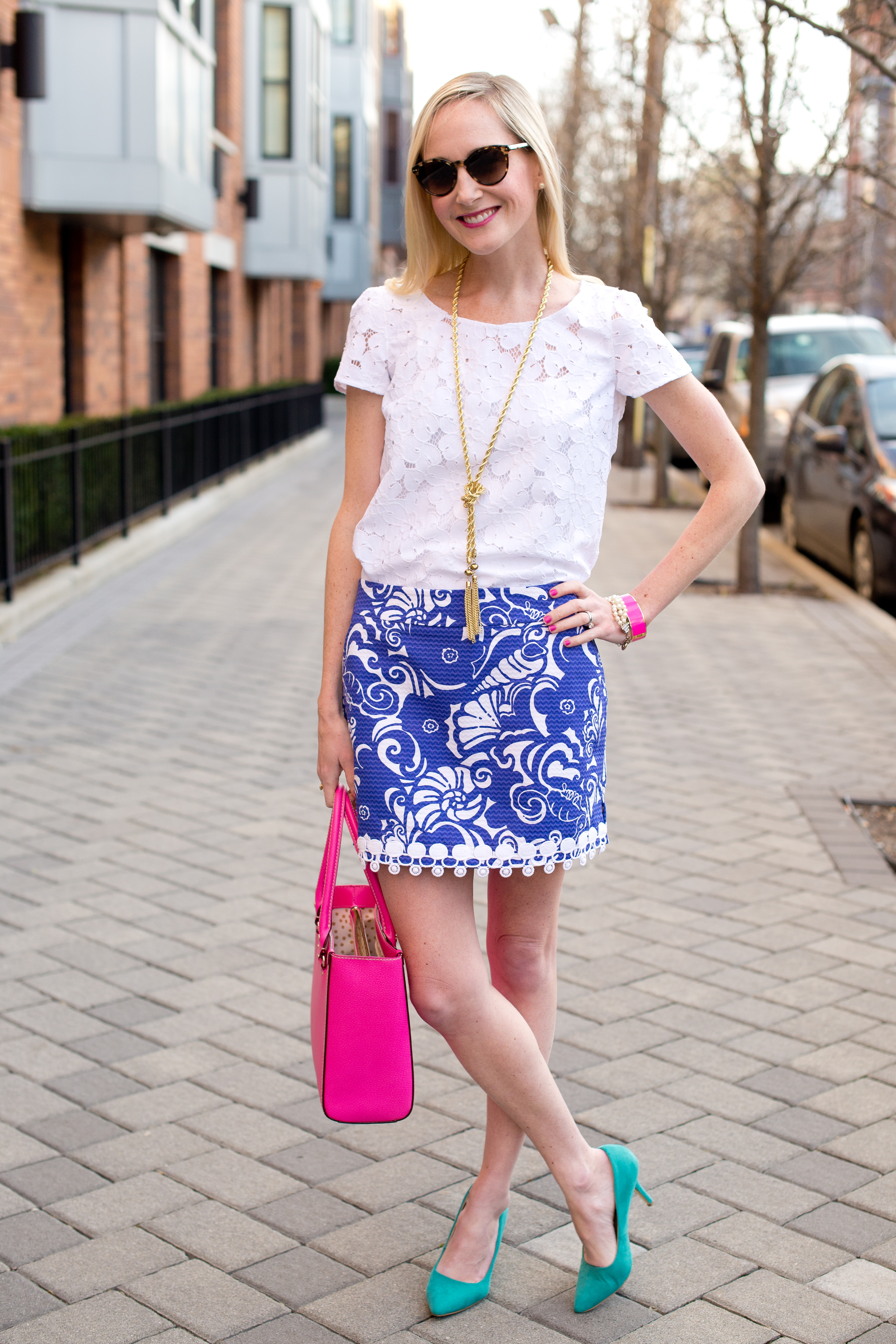 Lilly Pulitzer Kelly in the City 059
