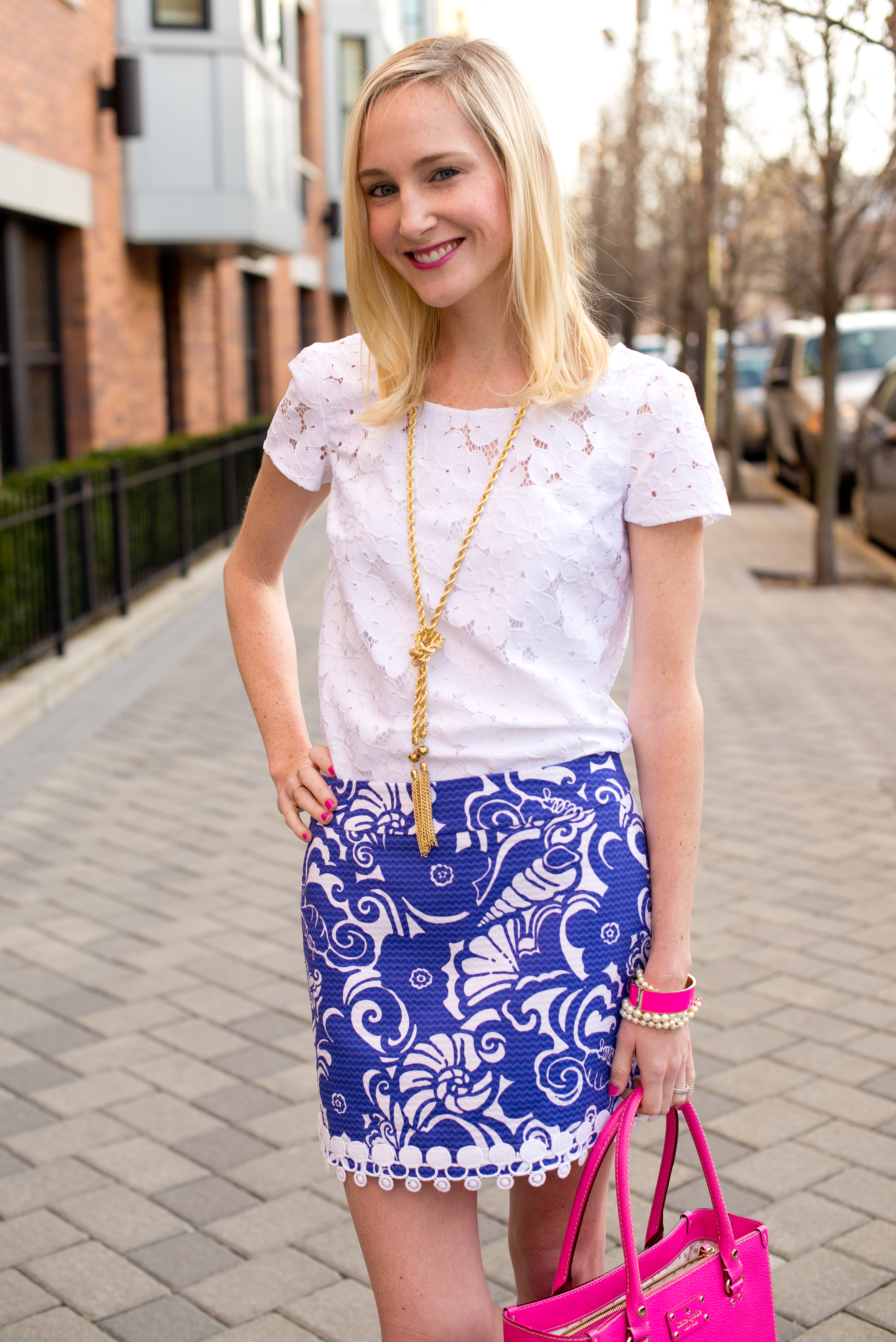 Lilly Pulitzer Kelly in the City 060