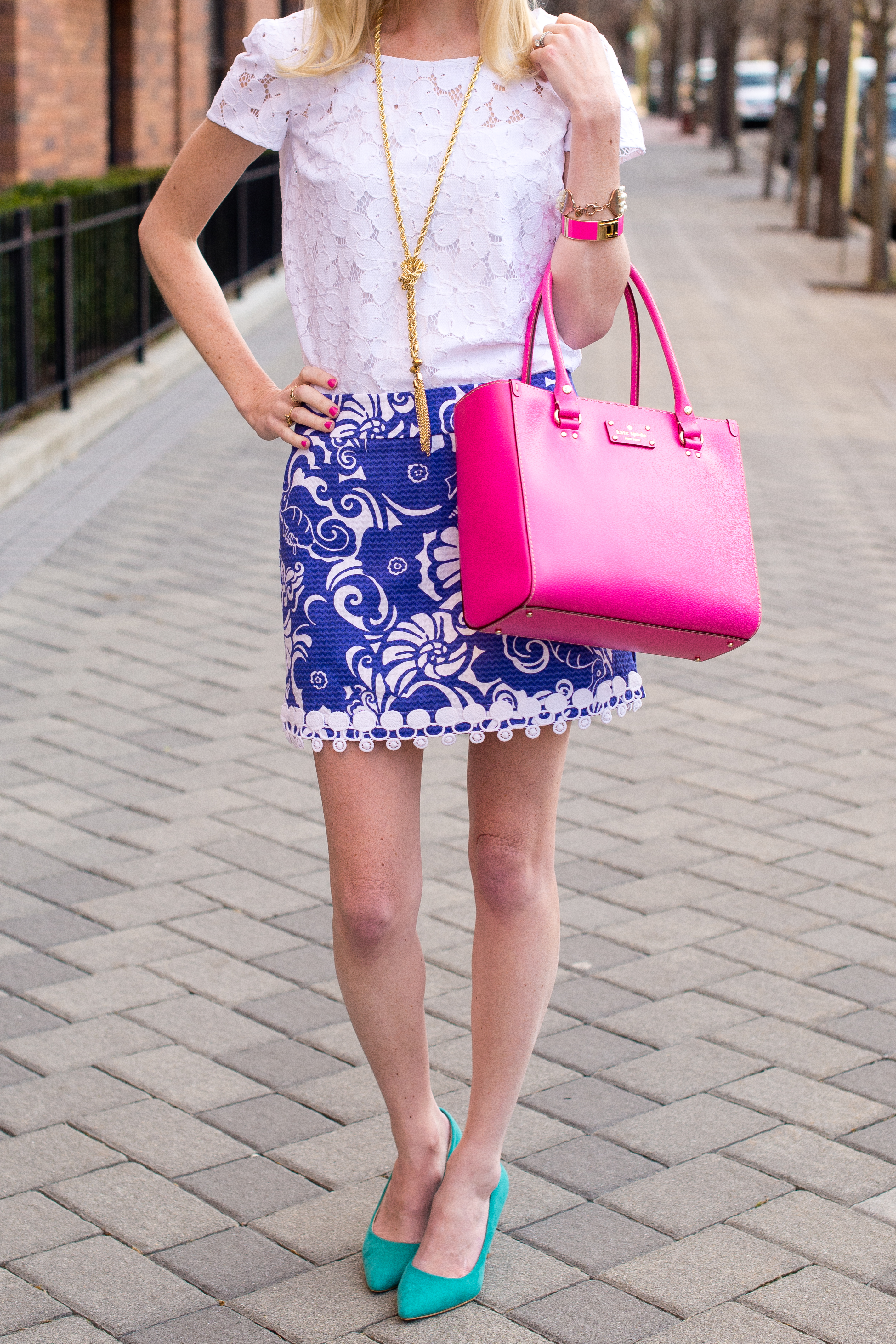 Lilly Pulitzer Kelly in the City 088