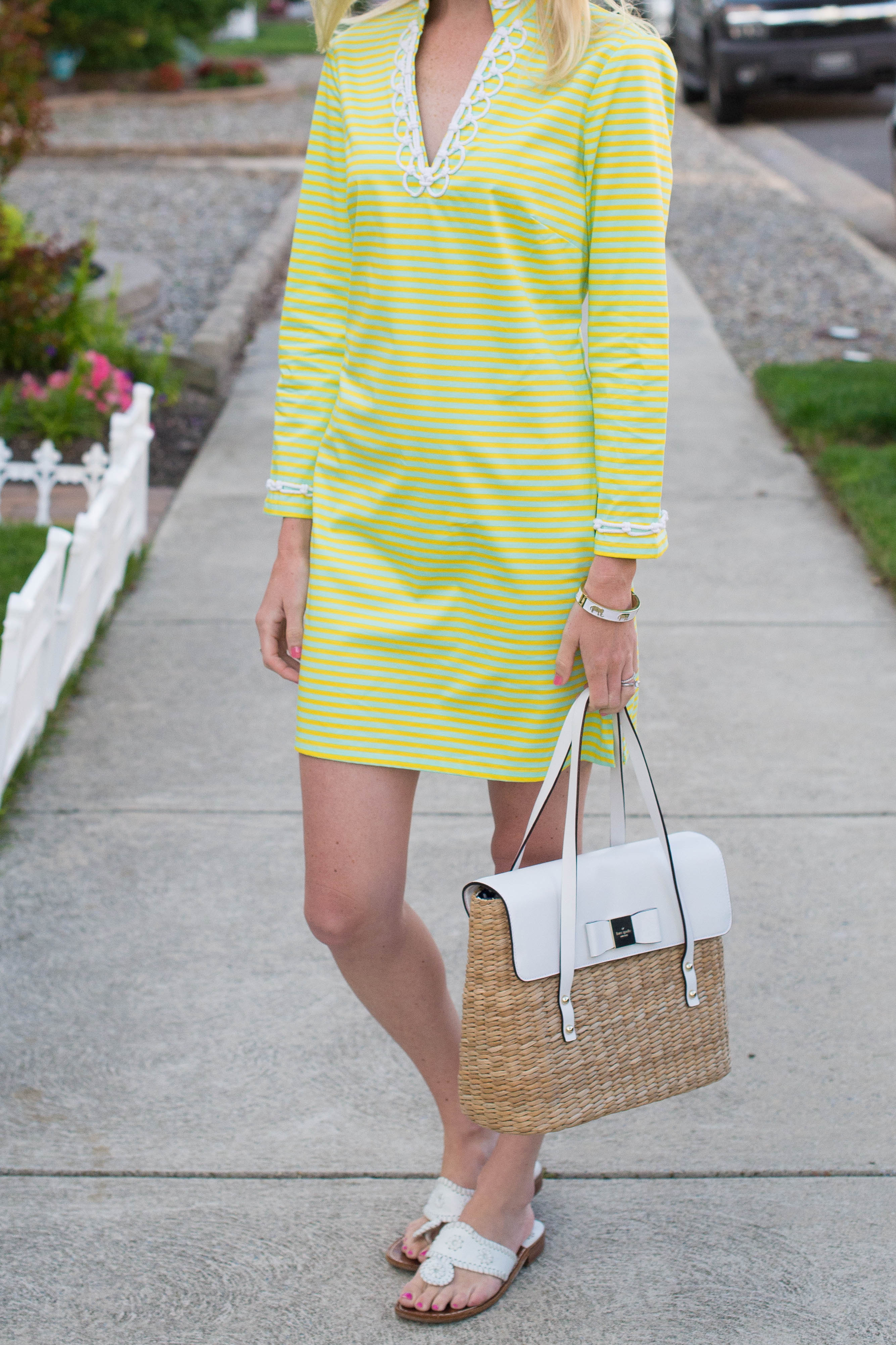sail to sable and kate spade straw-3