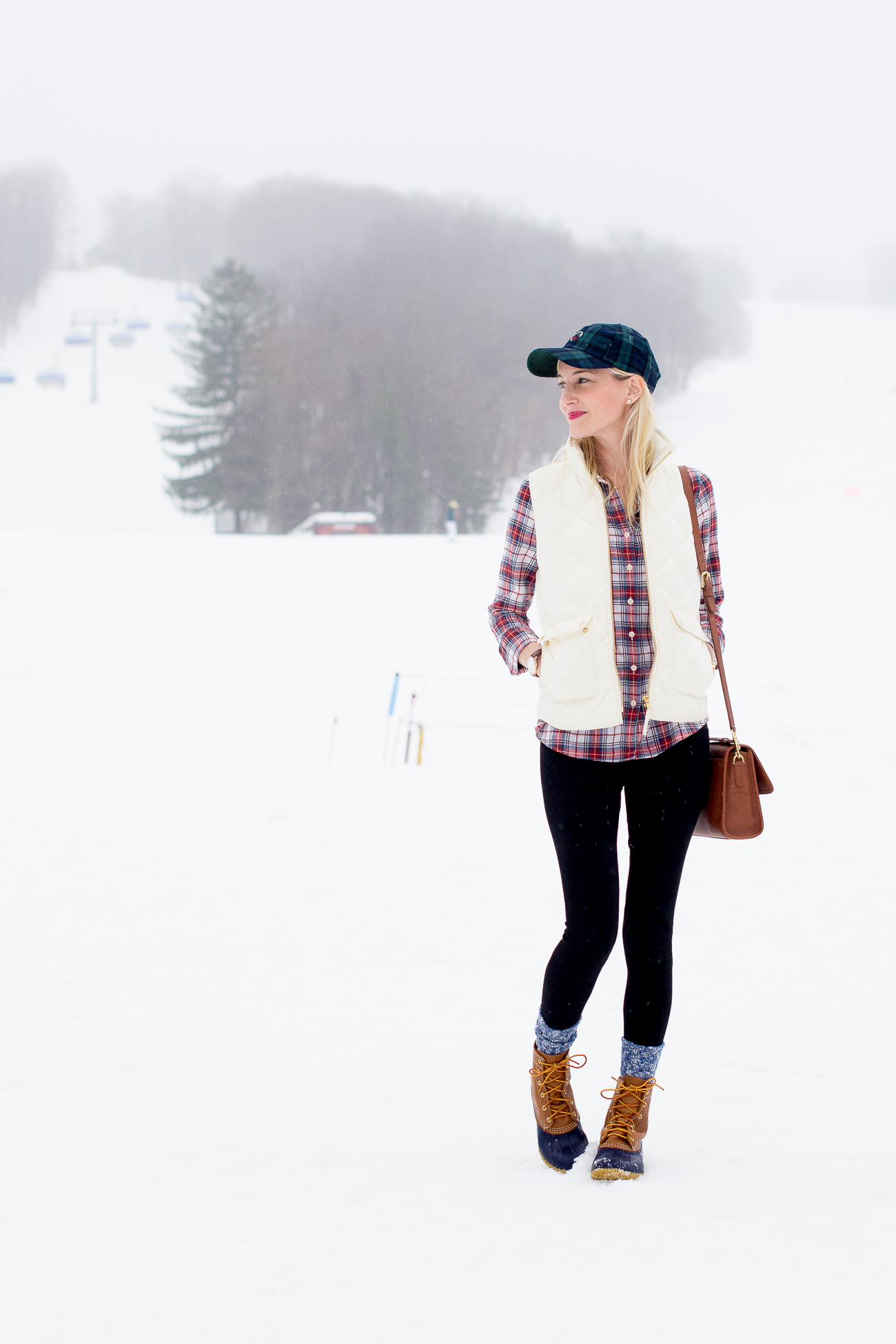 J.Crew Excursion Vest LL Bean Boots-66