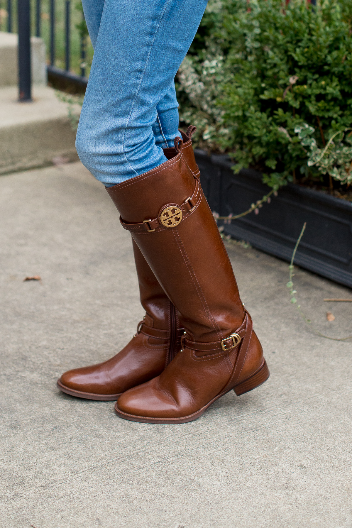 Tory Burch Almond Boots-16