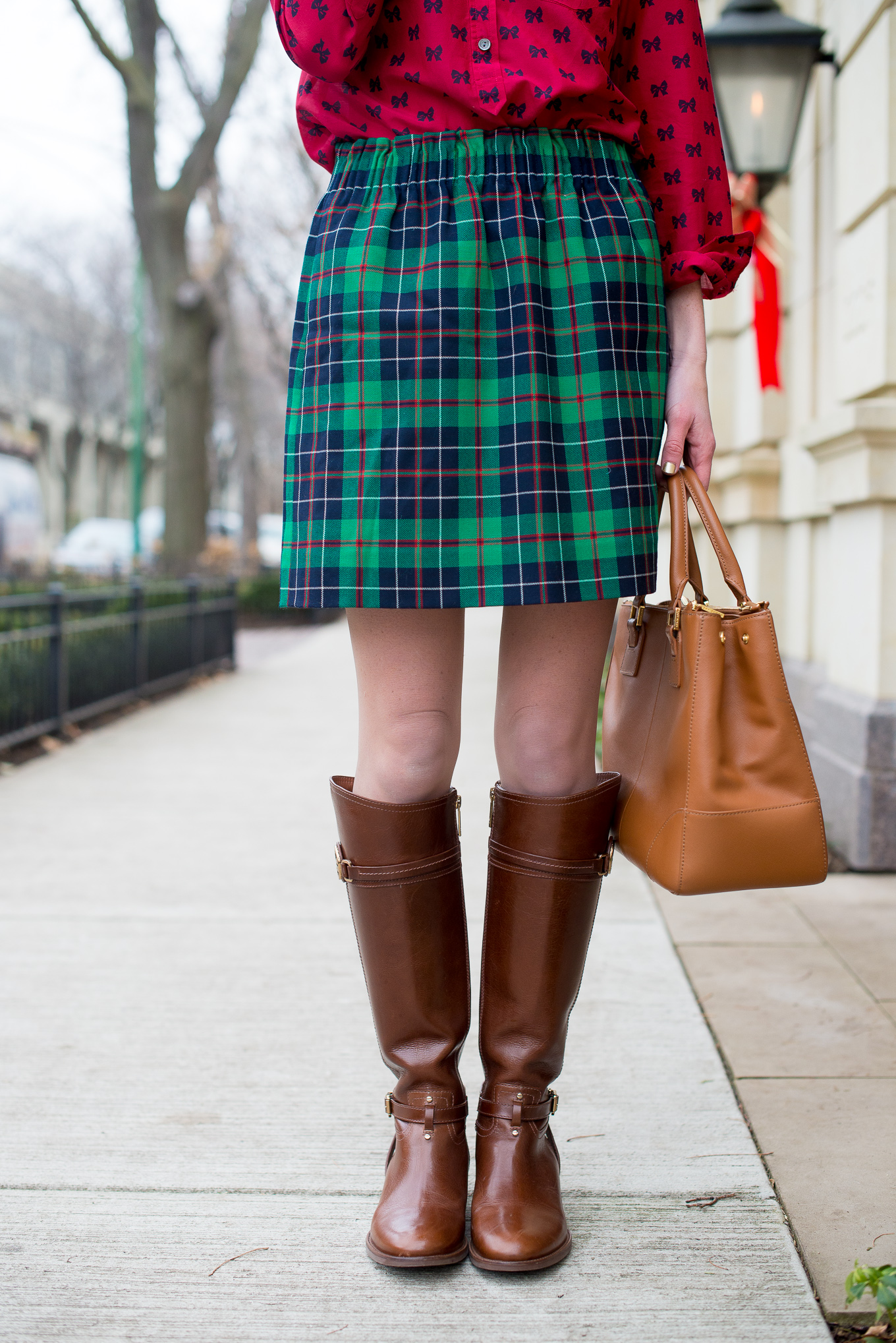 Tory Burch Riding Boots-16