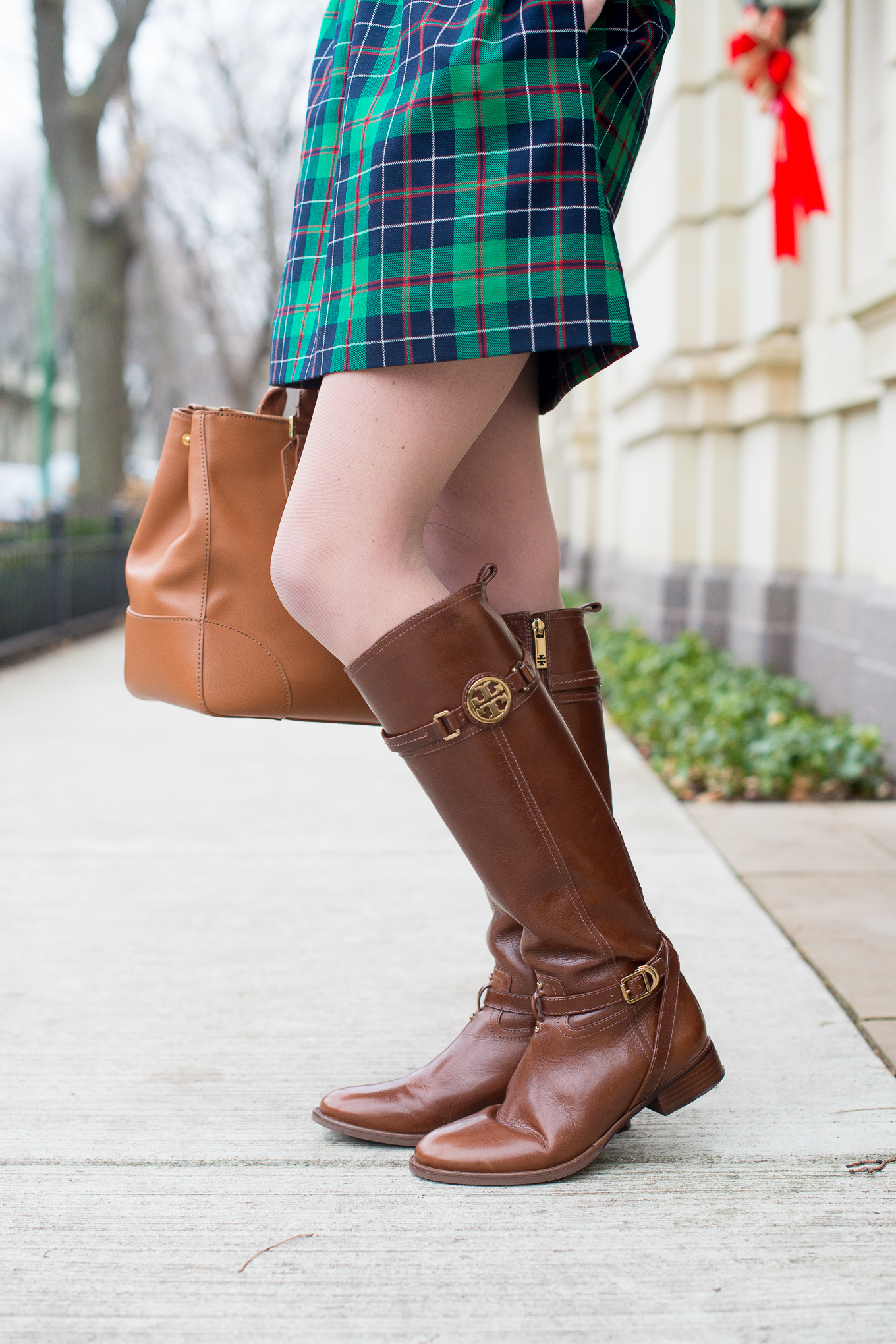 Tory Burch Riding Boots-18