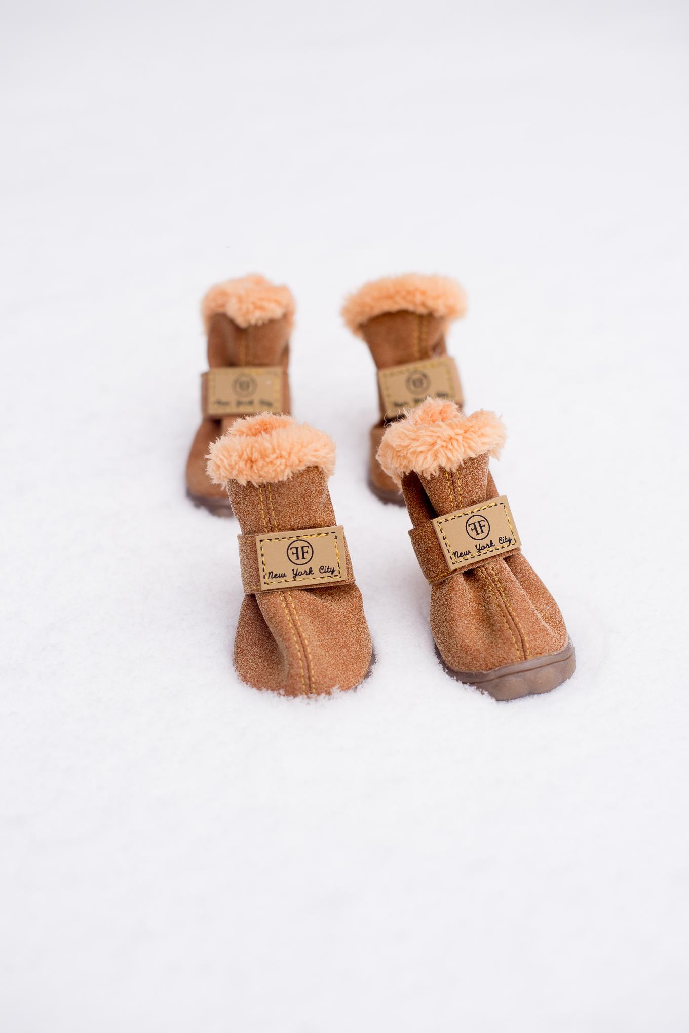 Furry Footwear-112