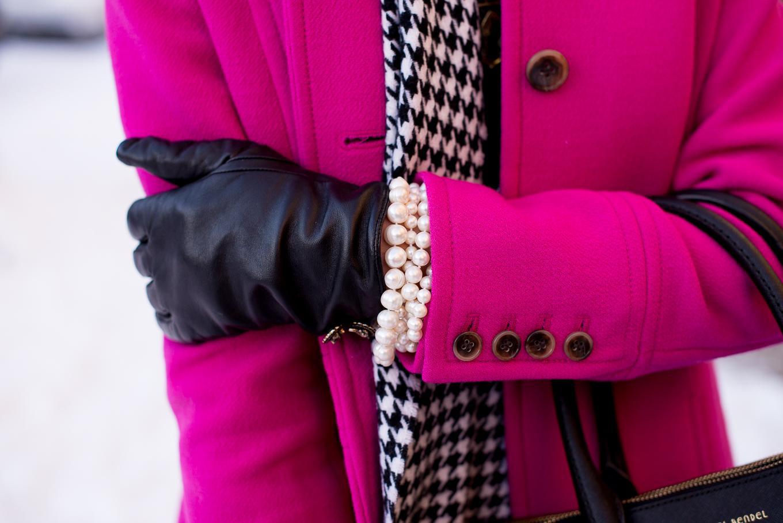 J.Crew Pink Wool Coat-25