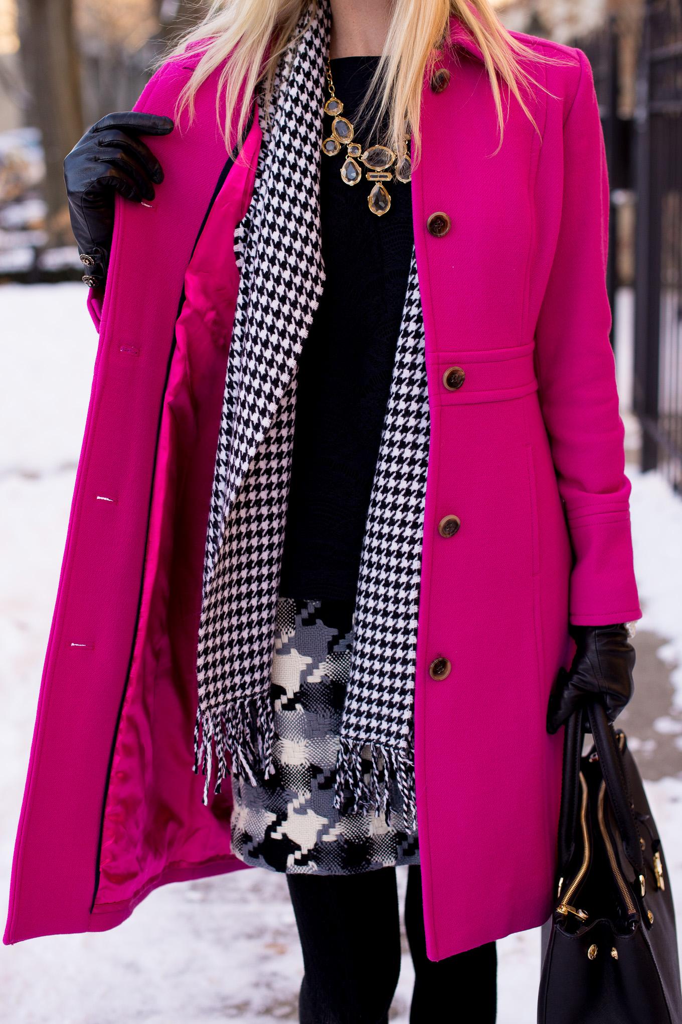 J.Crew Pink Wool Coat-29