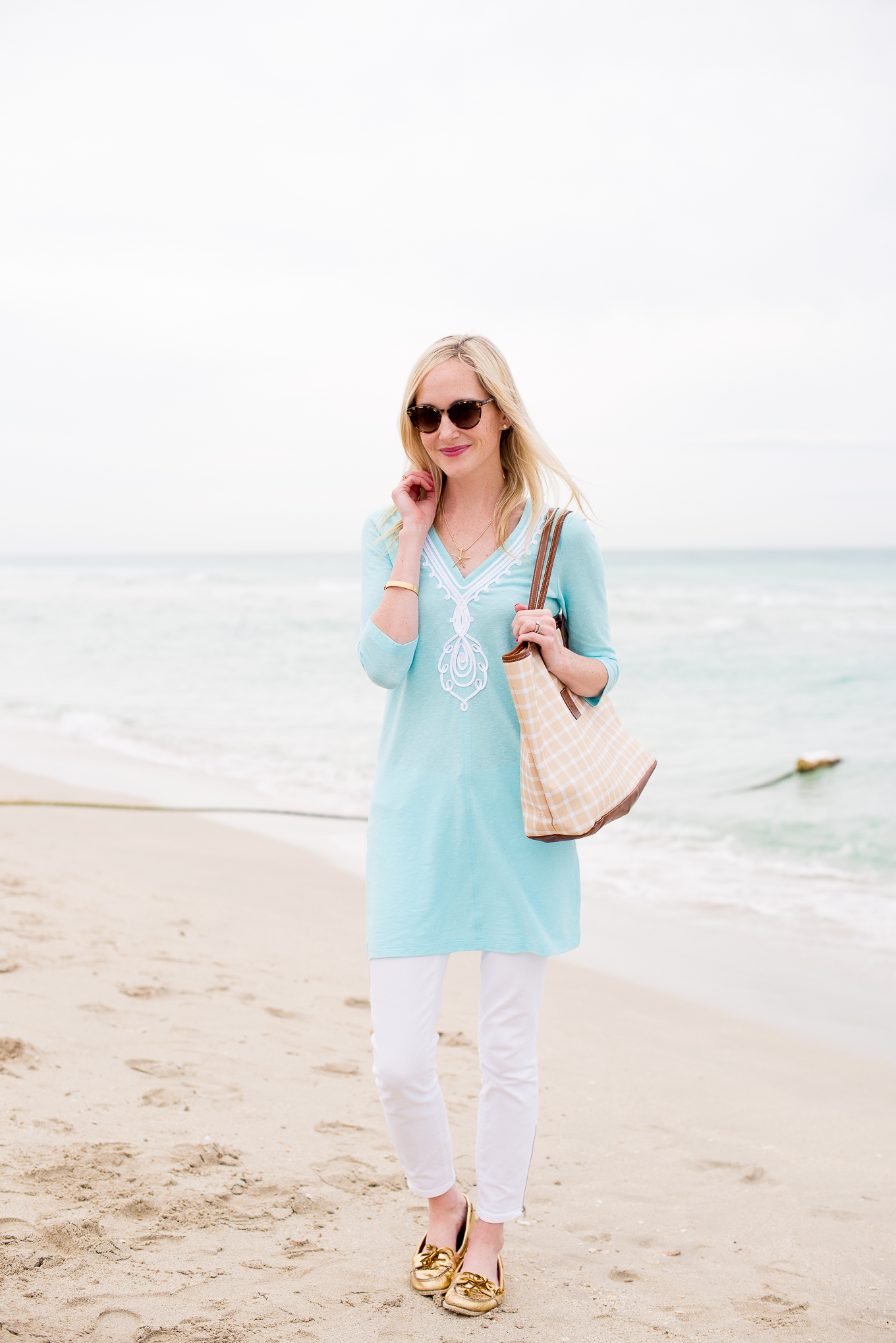February Beach Days - Kelly in the City