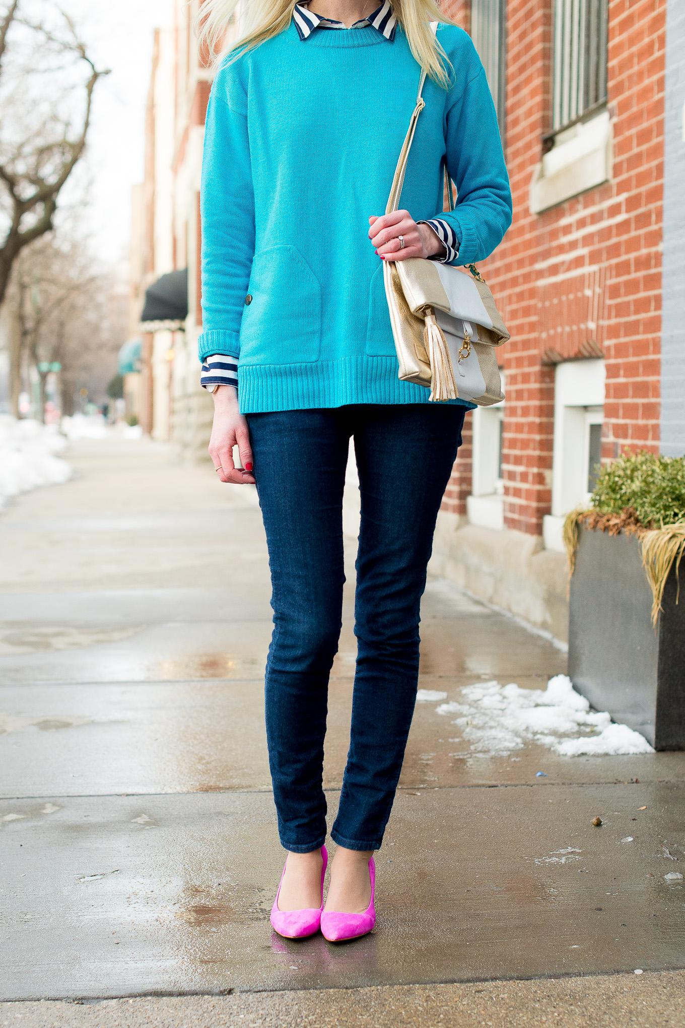 Hudson Jeans Collin Dark-23