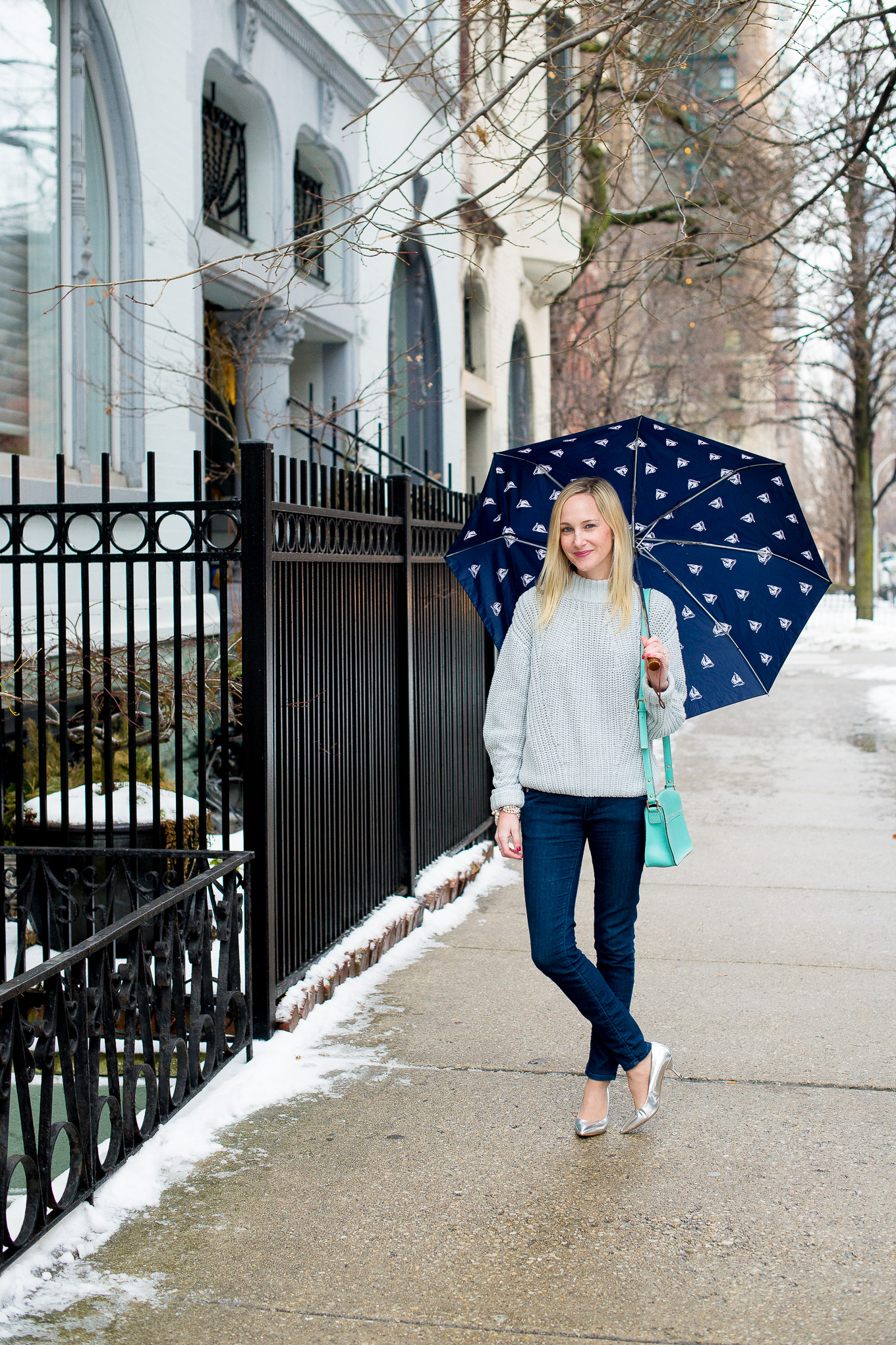 J.Crew Sailboat Umbrella-2