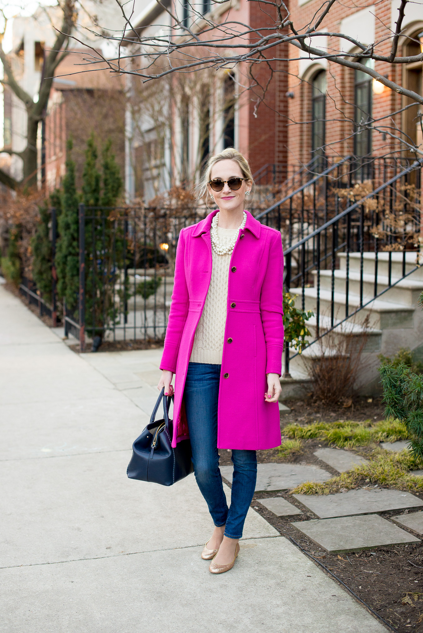 J Crew Lady Day Coat Kelly In The City