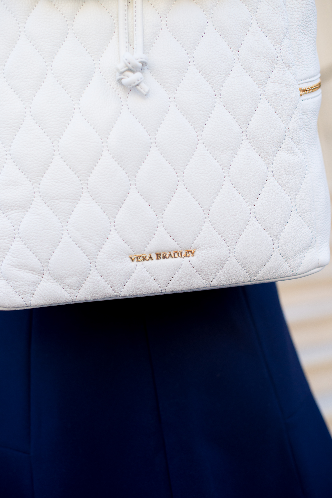 Vera Bradley Quilted Backpack-22