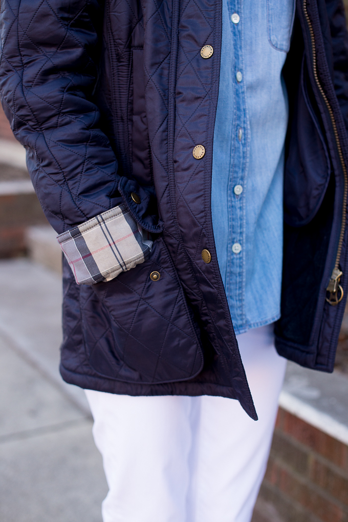 Barbour Beadnell Quilted-23