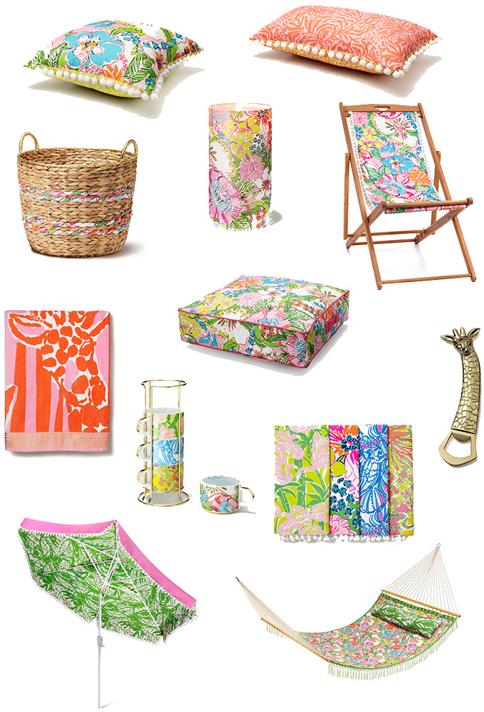 Lilly Pulitzer for Target Home