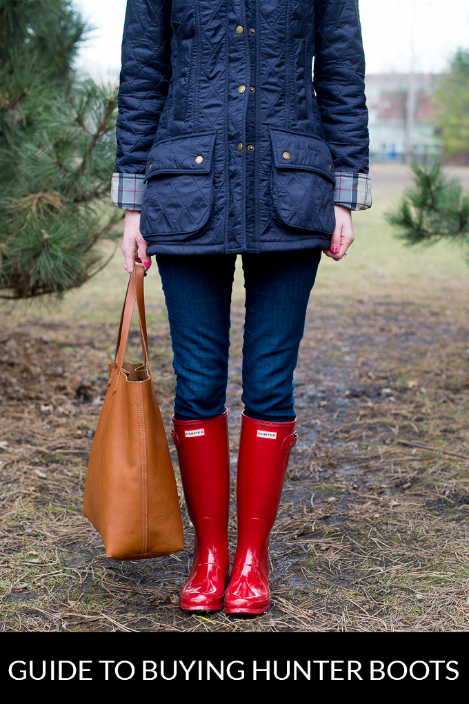 64ad05e4007 Guide to Buying Hunter Boots - Kelly in the City
