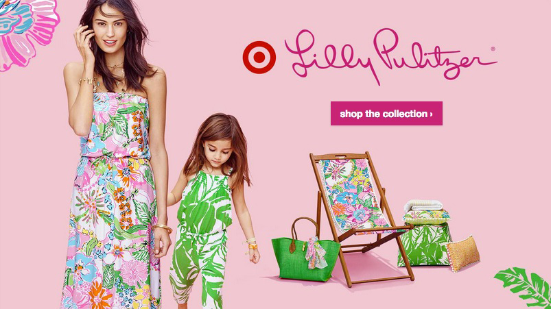 d3ec8a024979b4 Lilly Pulitzer for Target - Kelly in the City