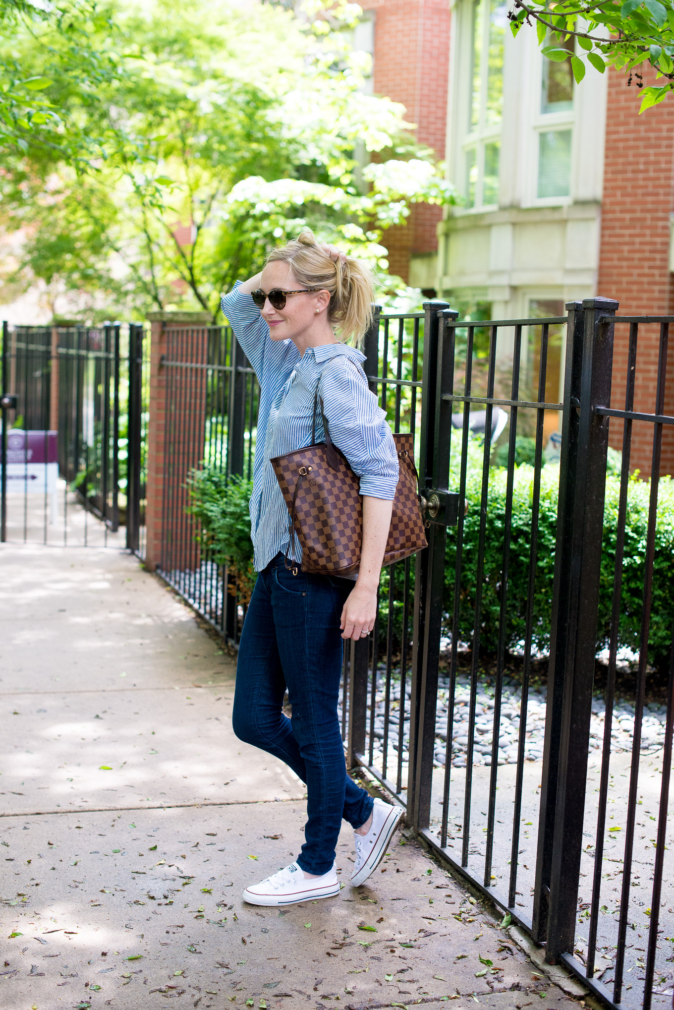 my first investment bag and living a simpler life kelly in the