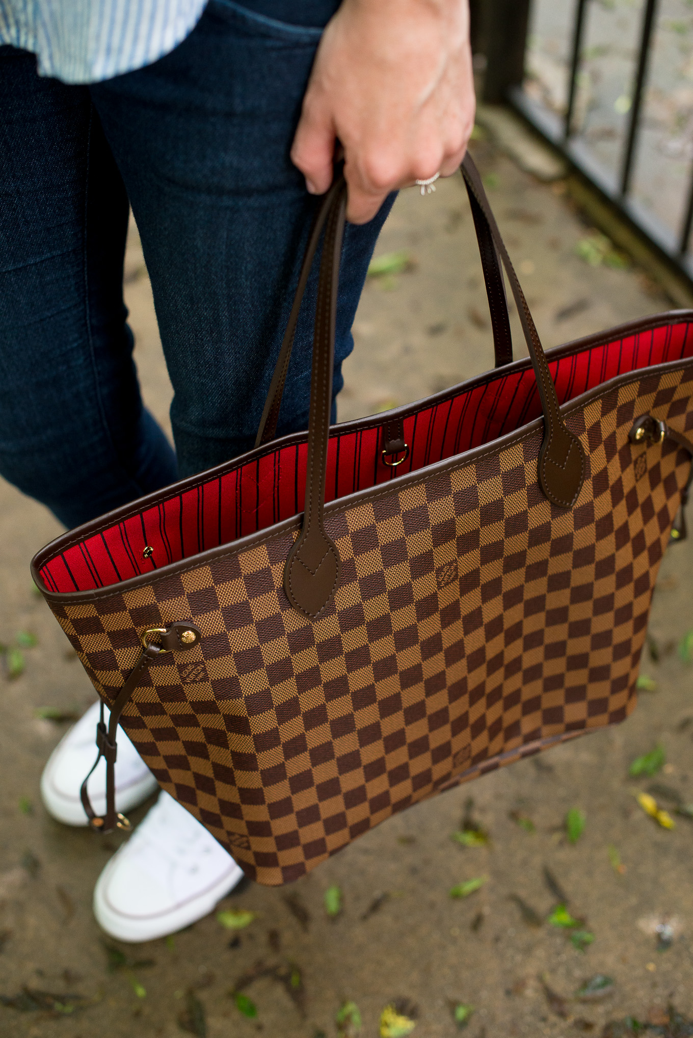 Louis Vuitton Neverfull MM-58