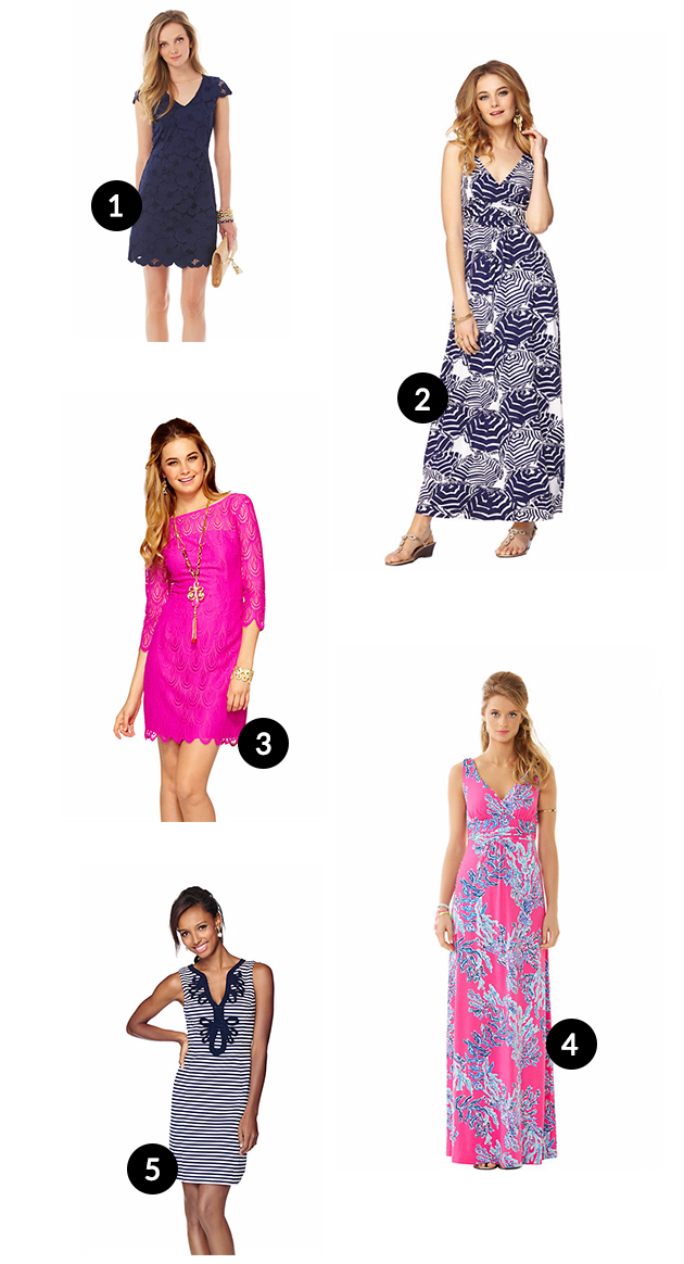 Lilly Pulitzer After Party Sale Dress