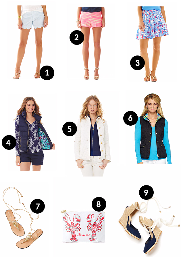 Lilly Pulitzer After Sale Favorites