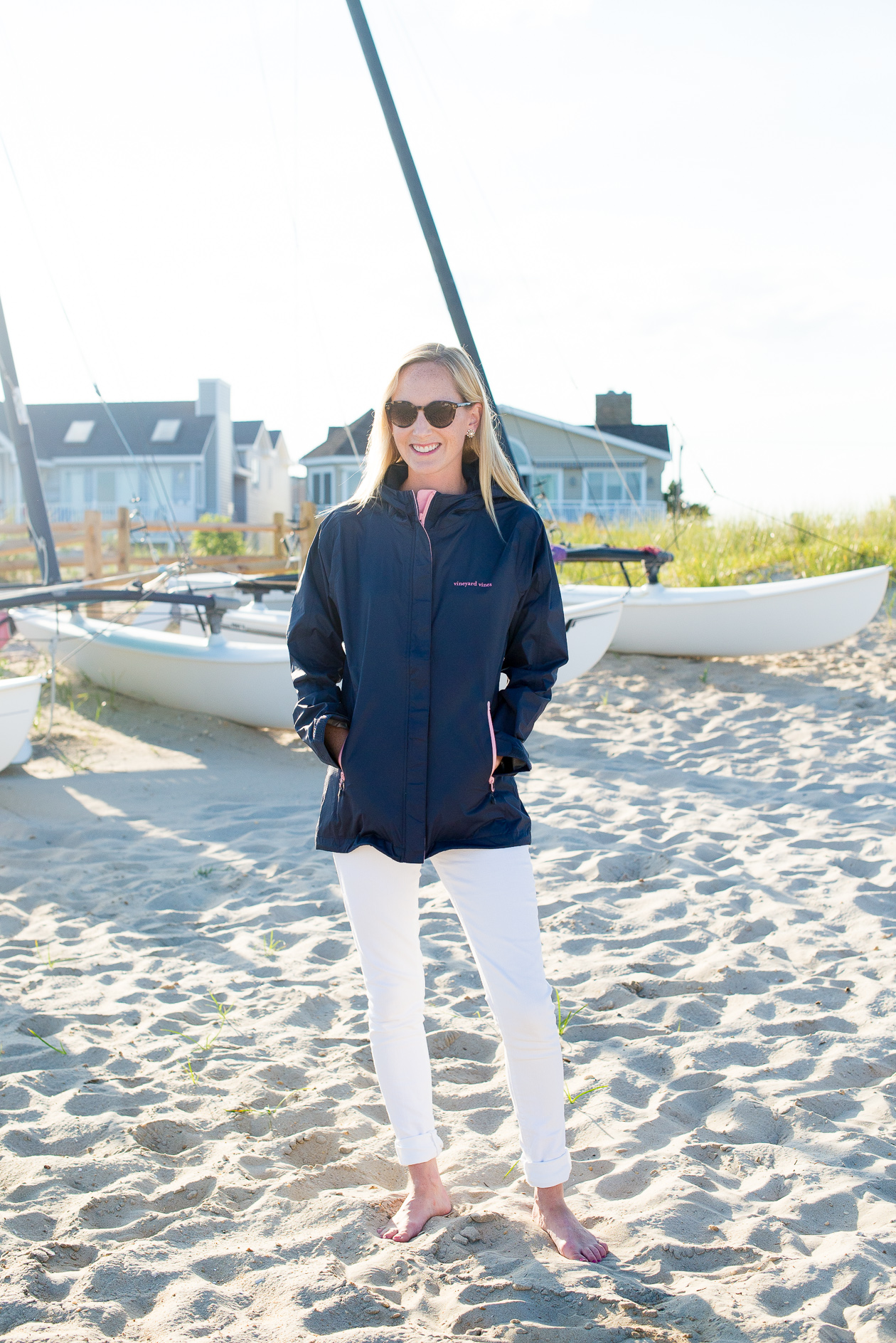 Vineyard Vines Rain Jacket