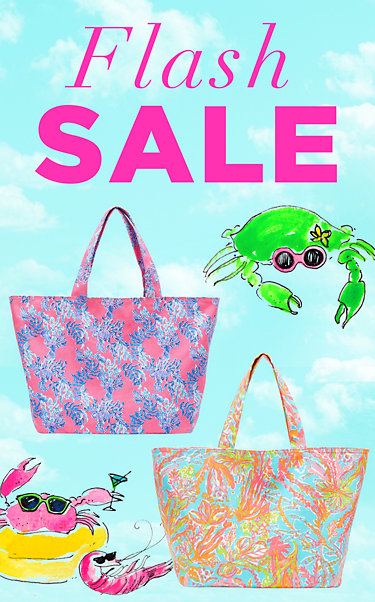 lilly pulitzer flash sale