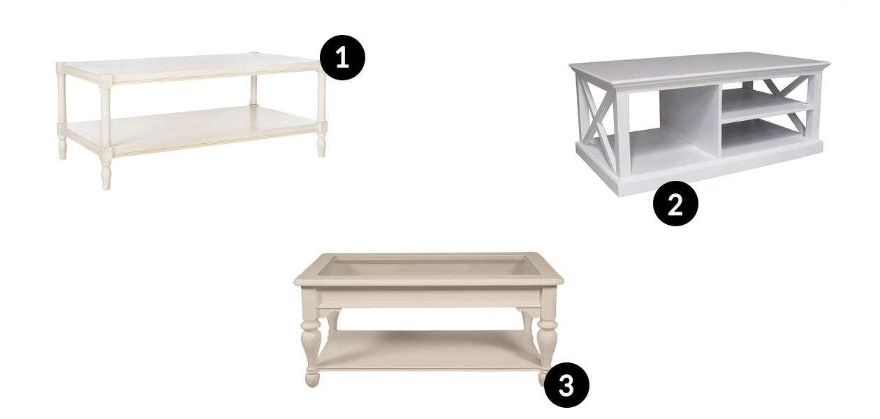 White Coffee Tables Wayfair