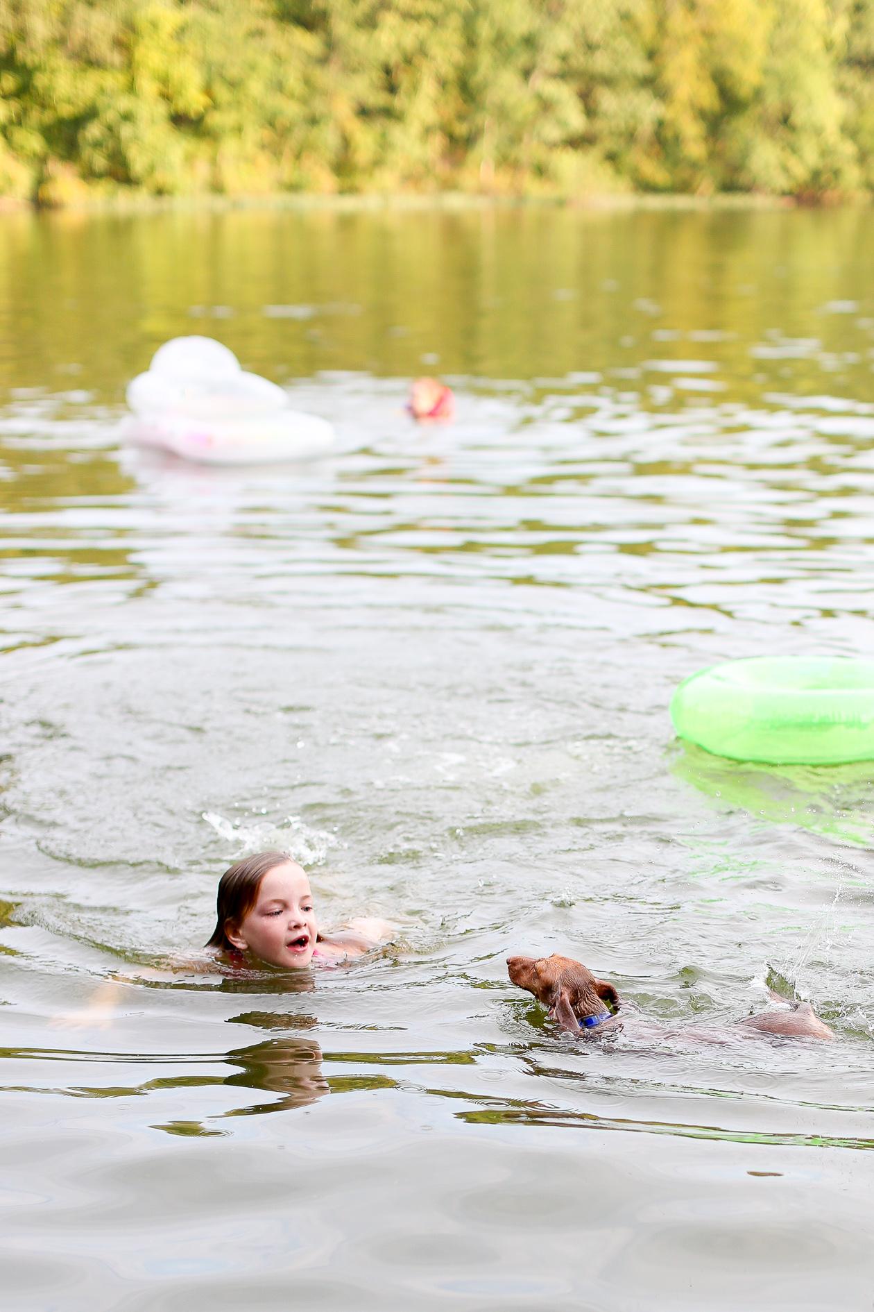 Lake Bloomington-19