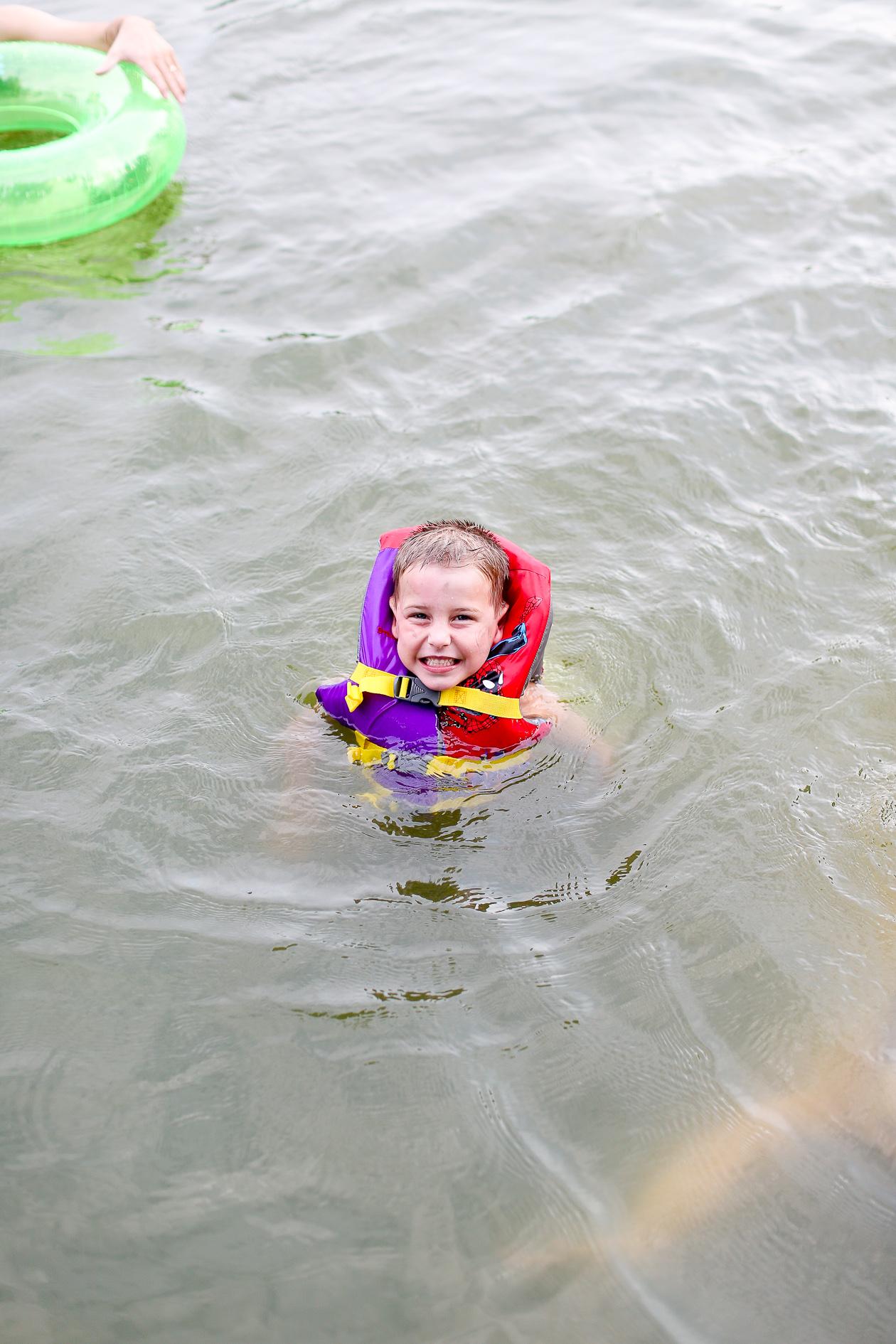 Lake Bloomington-26
