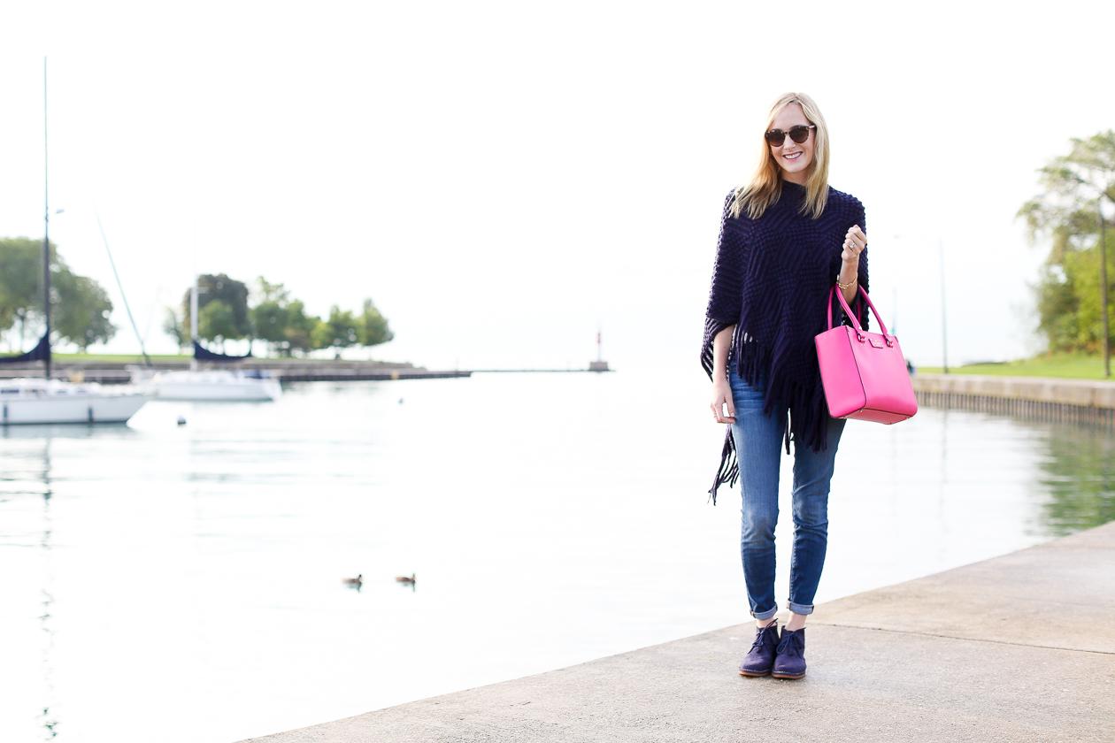 Pink Square Kate Spade Bag-18