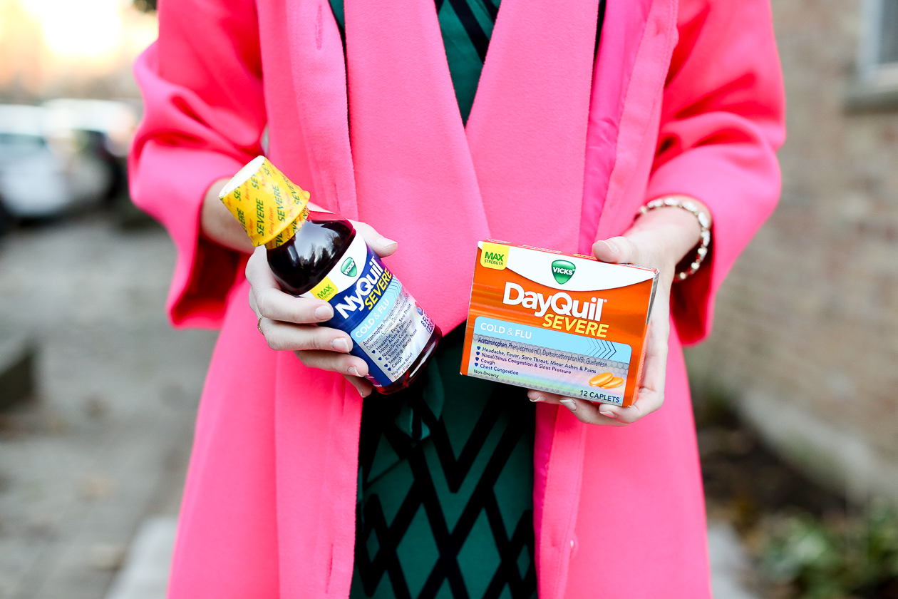 NyQuil and DayQuil Severe-4