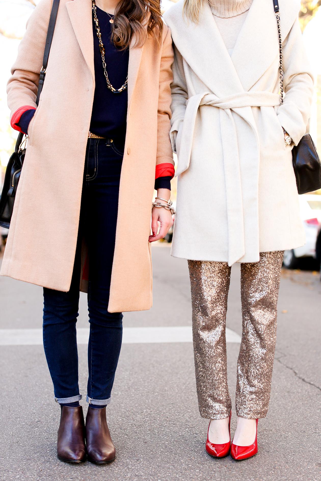 Sequin Dress Pants-64
