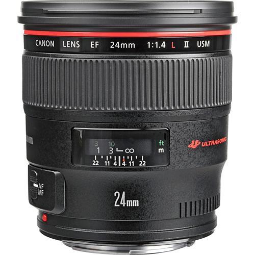 Canon 24mm f:1.4