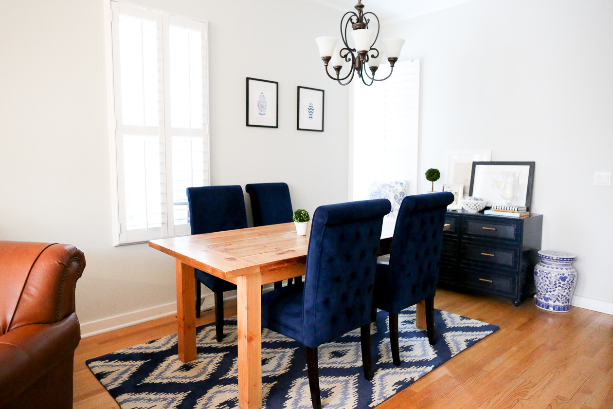 Preppy Dining Room 4