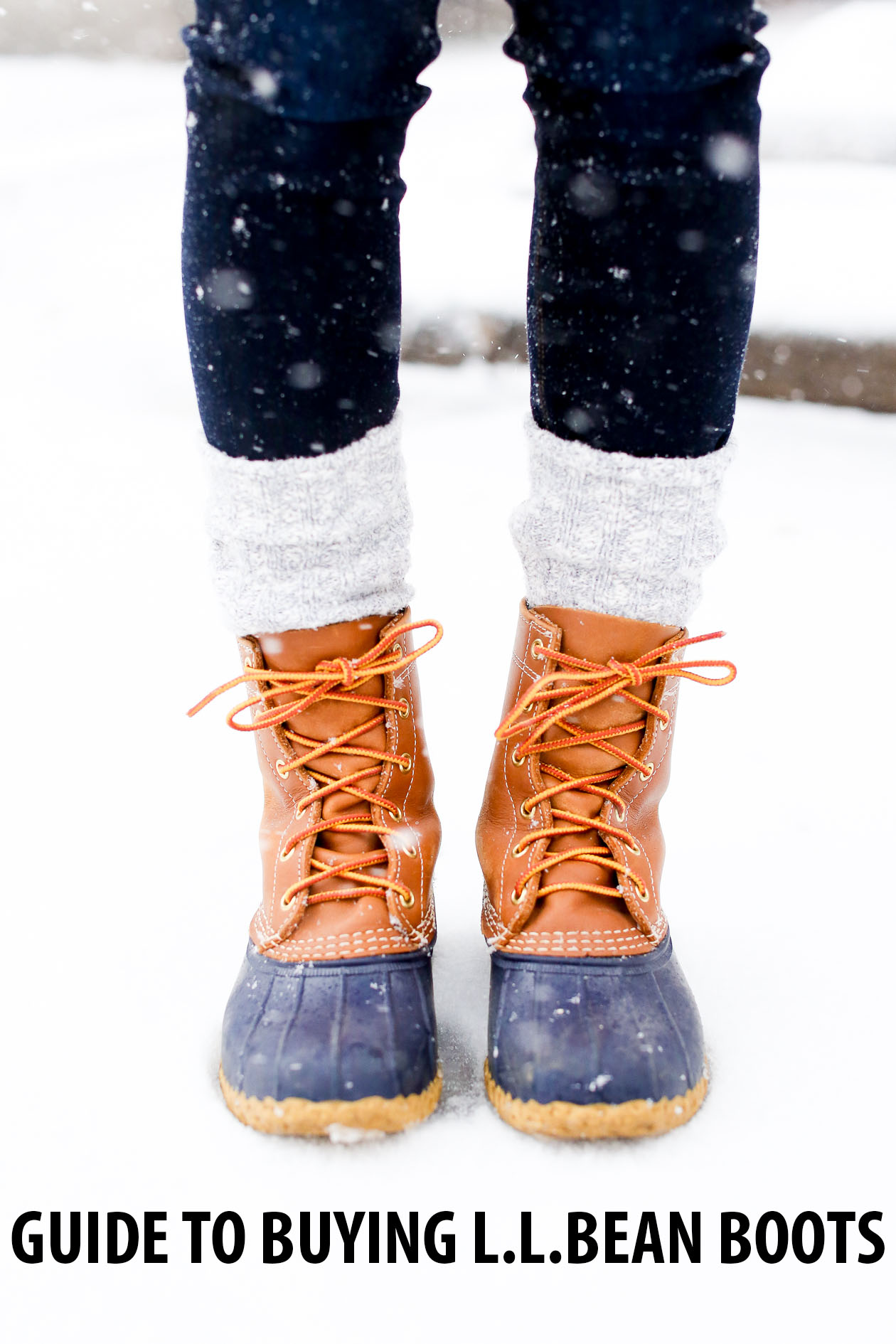 guide to buying llbean boots tips