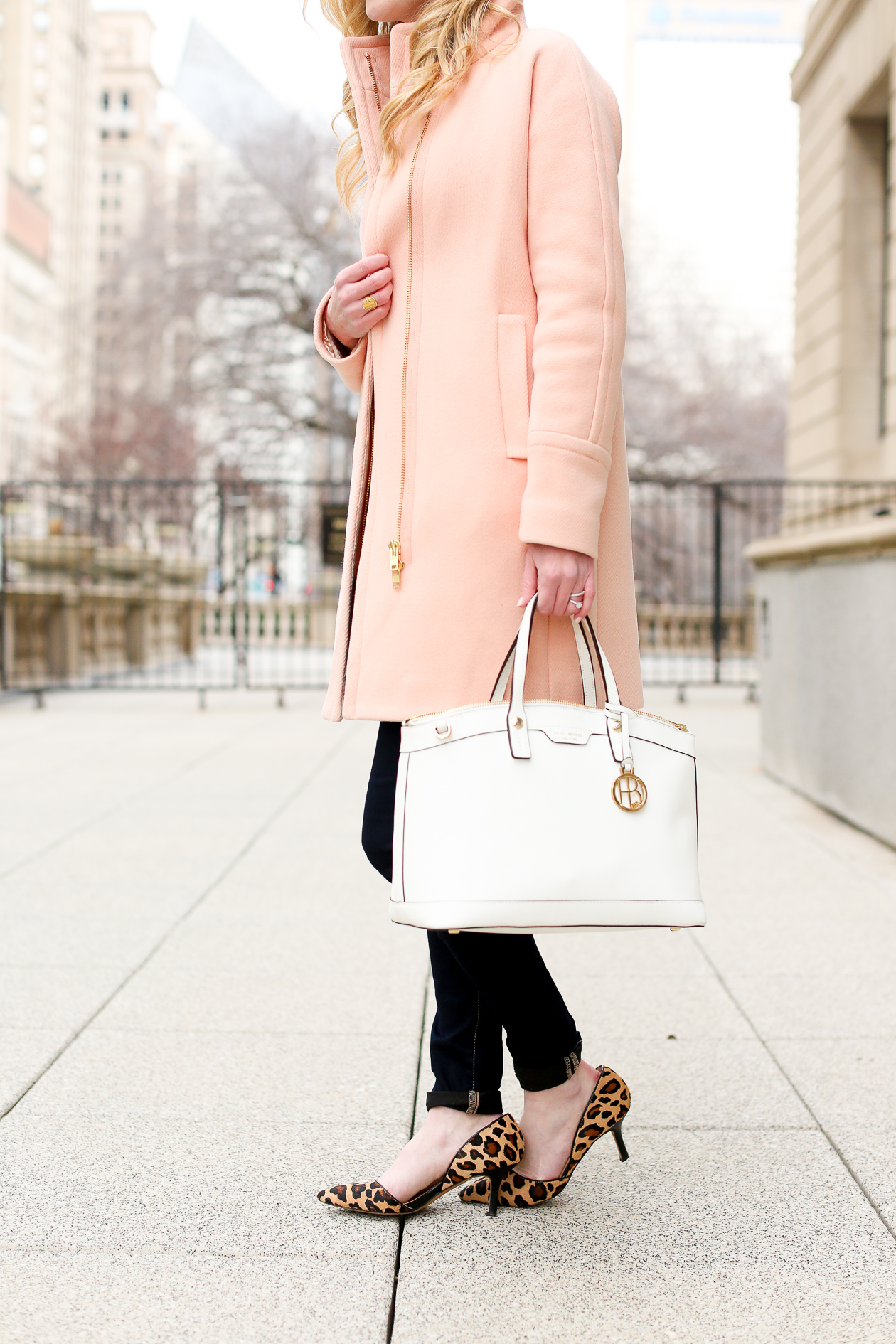 J.Crew Light Pink Cocoon Coat-23