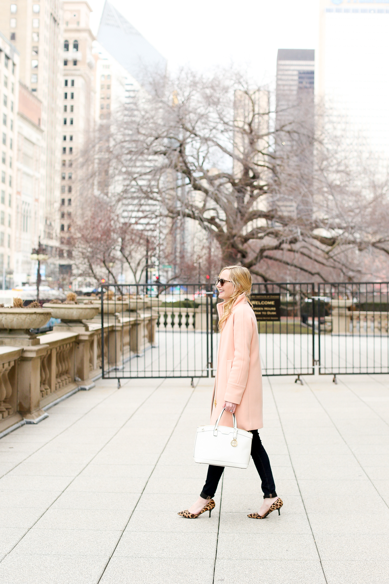J.Crew Light Pink Cocoon Coat-29