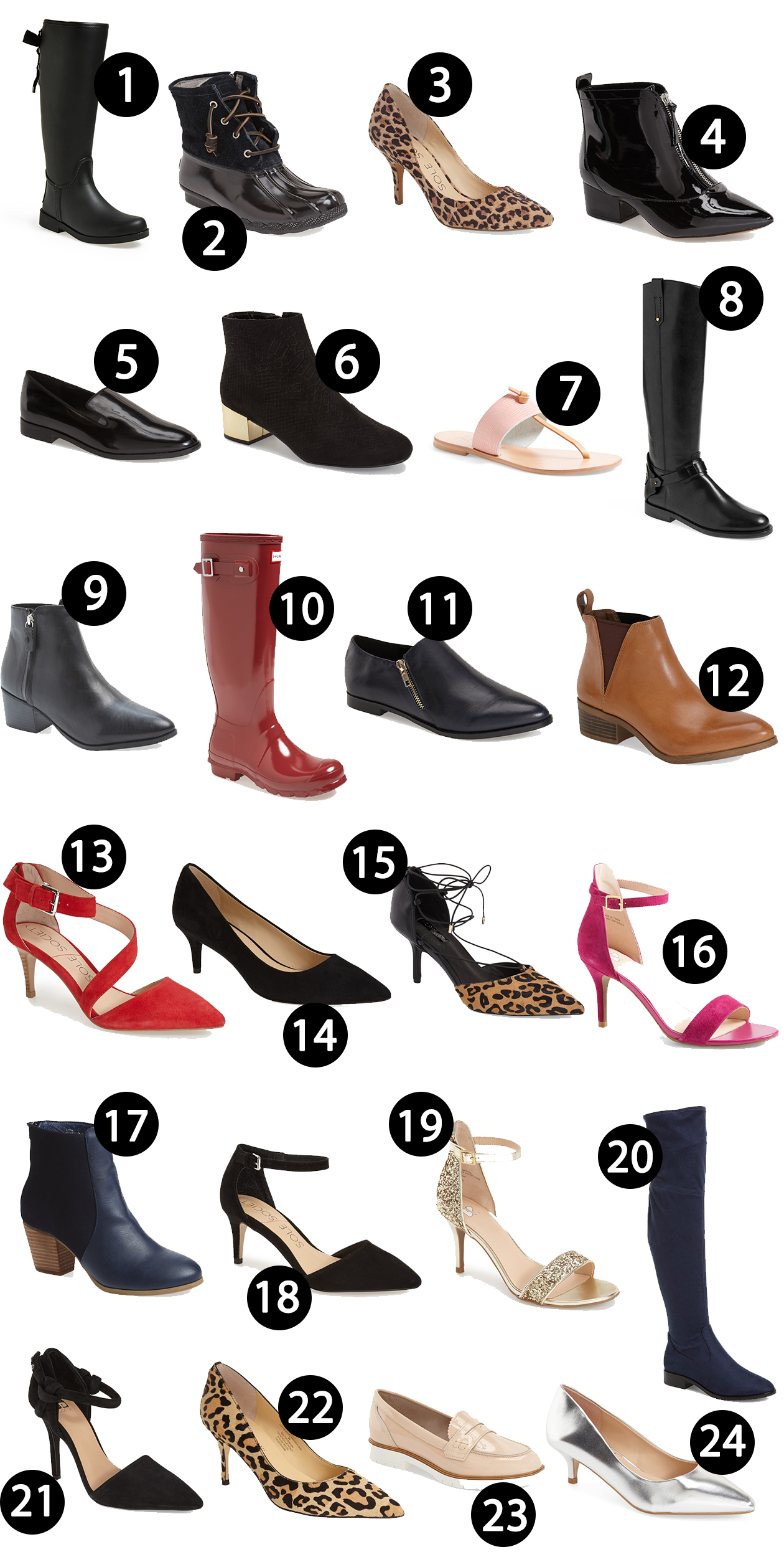 Nordstrom Winter Clearance Shoe Sale