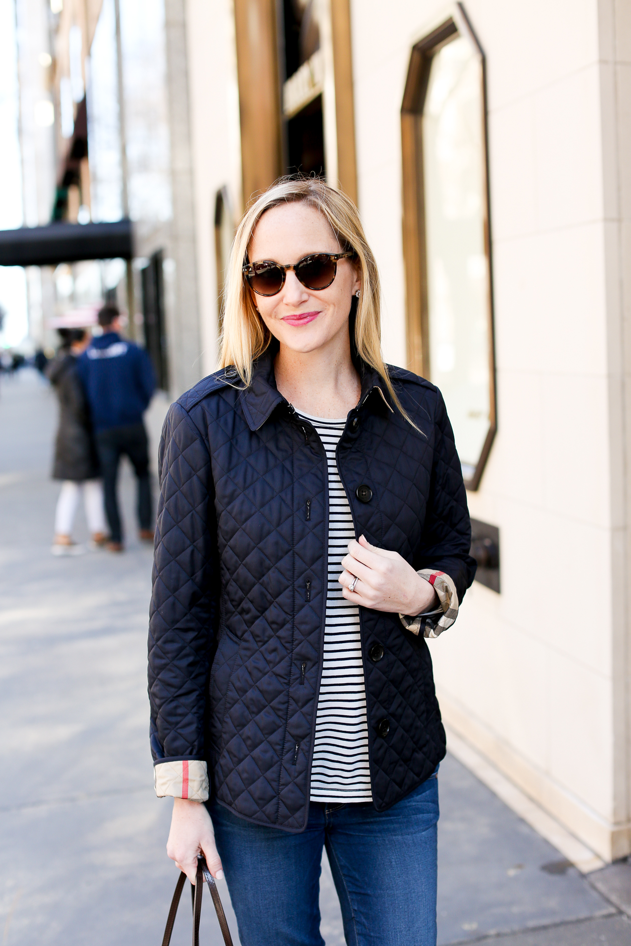 On Investment Pieces - Kelly in the City : burberry quilted jacket kids - Adamdwight.com