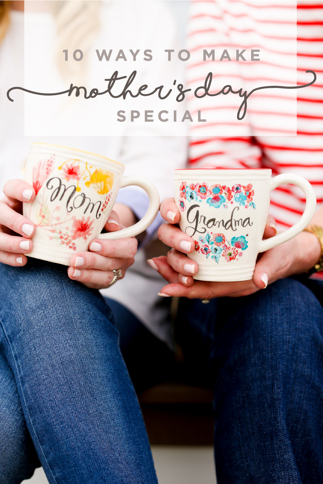 Hallmark how to make mother's day special