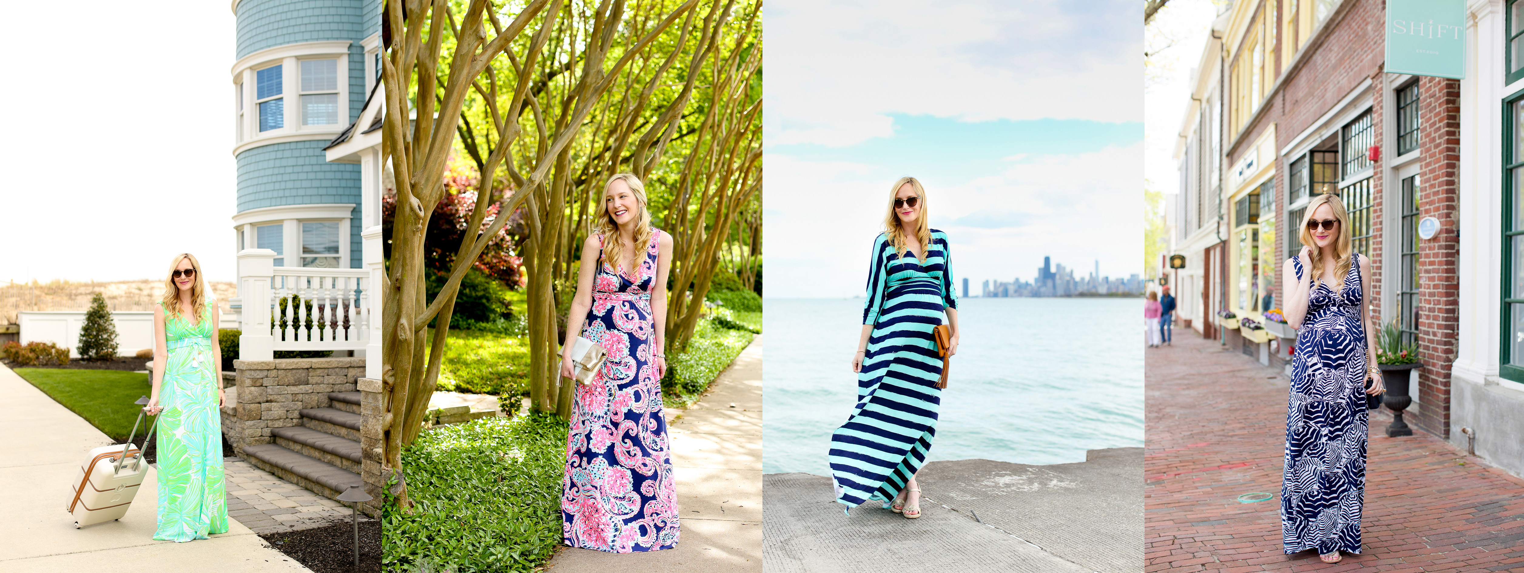 Lilly Pulitzer Maternity Dress
