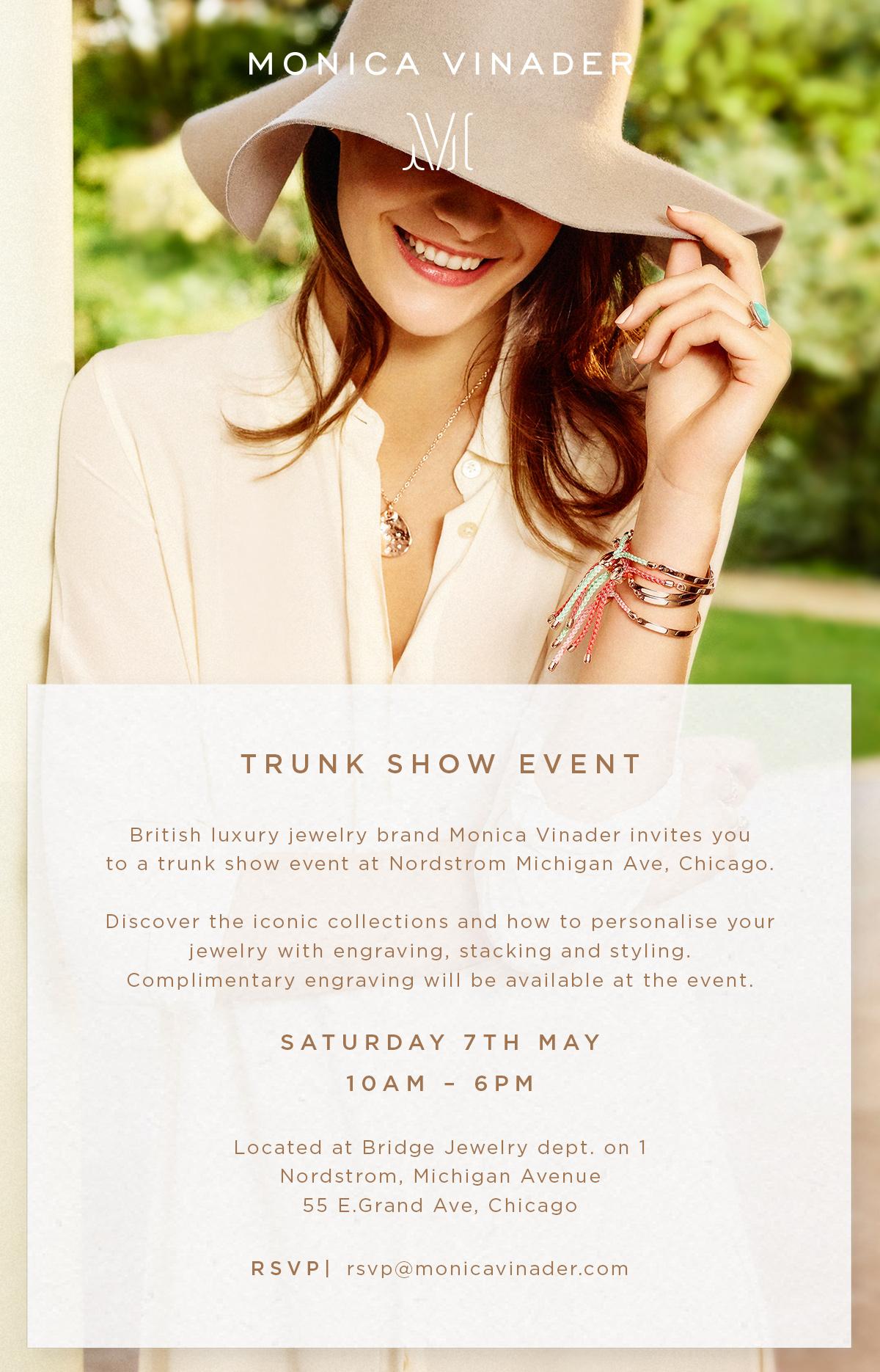 Monica_Vinader_ChicagoTrunkShow_Invite