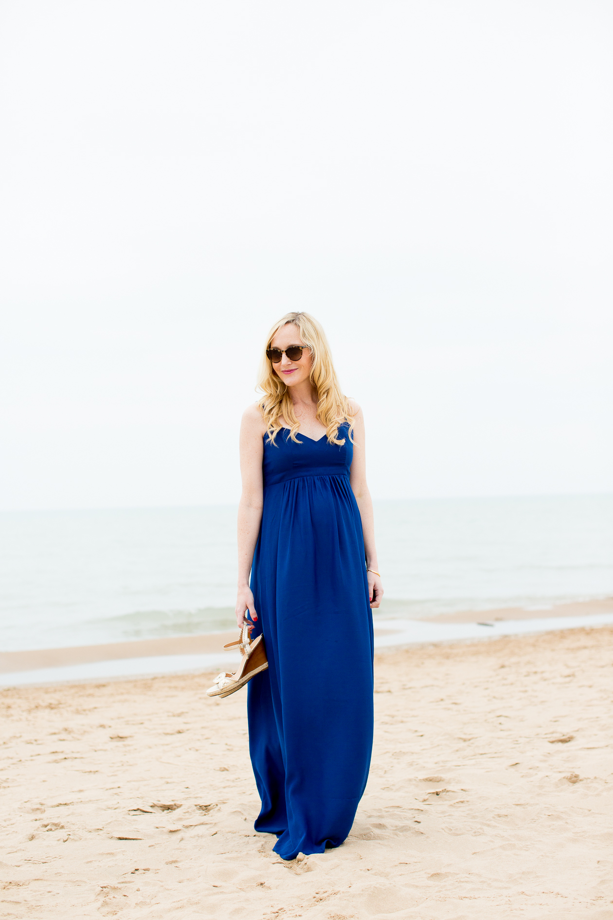 Nordstrom Felicity & Coco Woven Maxi Dress-14