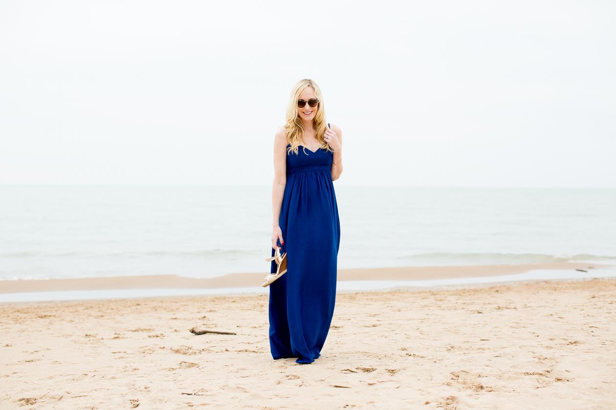 Nordstrom Felicity & Coco Woven Maxi Dress-21